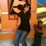 Pam Braxton Rocks The Spot as FOX 5's First Super Fan
