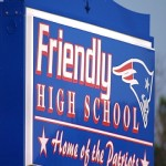 Students Robbed at Gunpoint Near Friendly High School