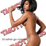 Taraji P. Henson's Nude Photo Shoot