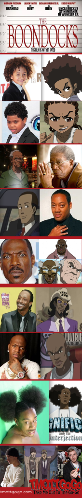 Voice Of Uncle Ruckus The Bookdocks Movie �...