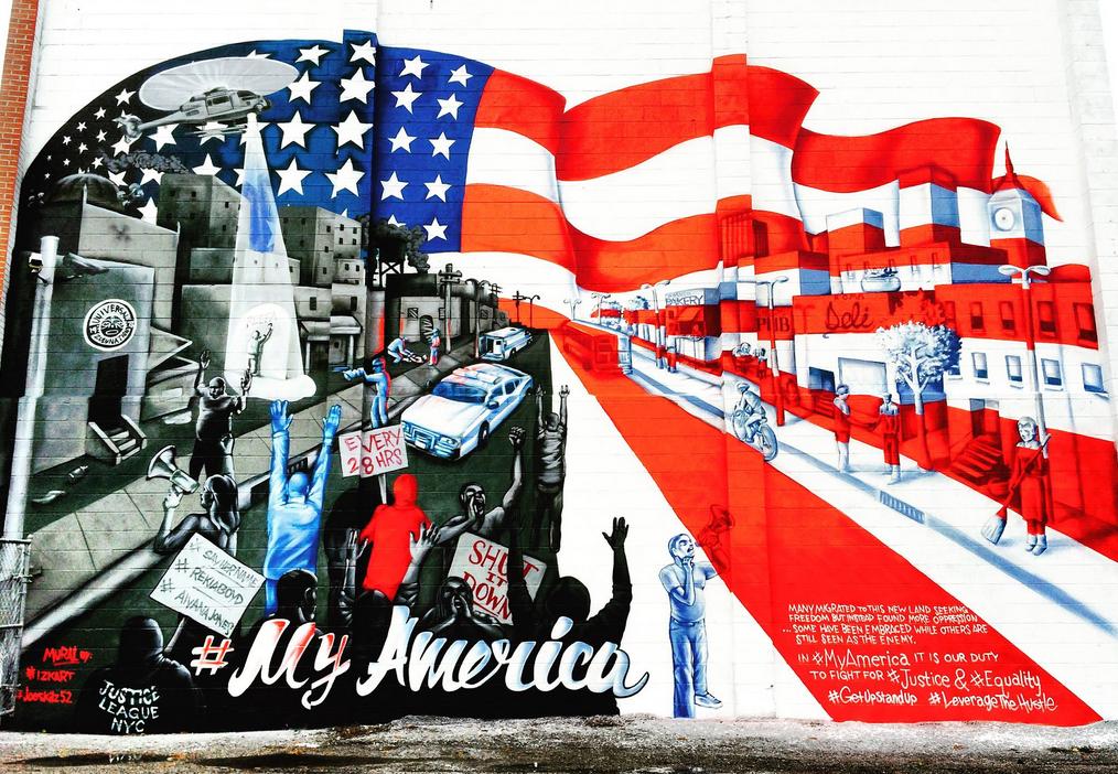 MyAmericaMural