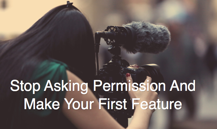 Make-Your-First-Feature