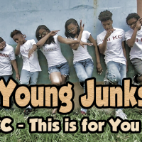 "The Young Junksters –  ""KC, This is for You!"""