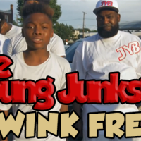 The Young Junksters – 'WINK FREE""
