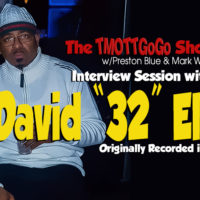 "Interview Session with David ""32"" Ellis"