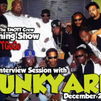 Interview Session with the Junkyard Band