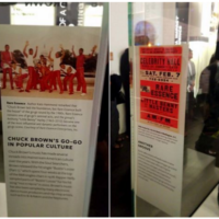 Featured in the Smithsonian National Museum of African-American History and Culture