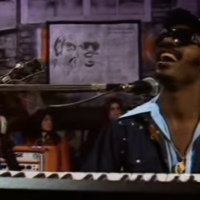 Stevie Wonder 1974 Live Concert in Germany
