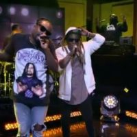 "Wale & Lil Wayne Debut ""Running Back"" on ESPN First Take"