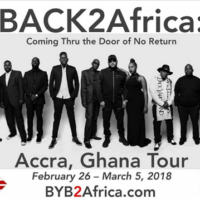 Backyard Band to tour Ghana, West Africa in 2018