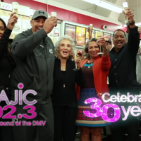 Radio One Founder Cathy Hughes & Virginia Ali Of Ben's Chili Bowl Talk About 30 Years Of Majic 102.3