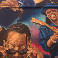 The New Ben's Chili Bowl Mural for the Summer of 2017 [Pictures & Video]